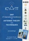ICATT 2007 cover